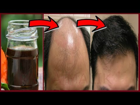 how to get thick hair at home