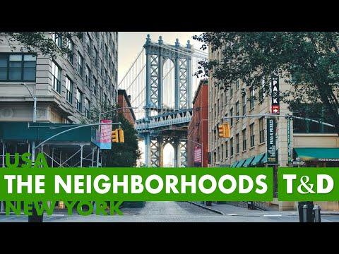 New York City Guide: The Neighborhoods - Travel & Discover