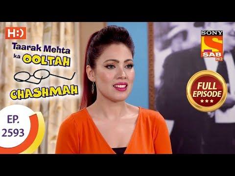Taarak Mehta Ka Ooltah Chashmah - Ep 2593 - Full Episode - 3rd November, 2018