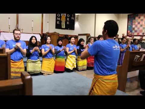 Whitehorse United Church - Canada World Youth Group