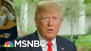 President Donald Trump TV Tries To Change The Subject | All In | MSNBC