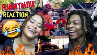 FUNNYMIKE TOLD ON MYSELF (OFFICIAL MUSIC VIDEO) REACTION
