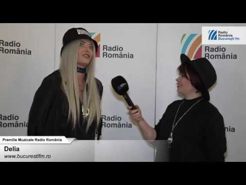 Delia - Gala Premiilor Muzicale Radio Romania 2017 ♫