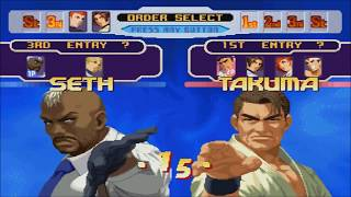 GGPO - The King Of Fighters 2000 - KWG(KOR) Vs TheAbiter(KOR)