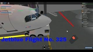 Roblox Jetblue Flight 325 // Part 1