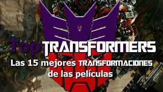 Top 15 Mejores Transformaciones - TopTransformers
