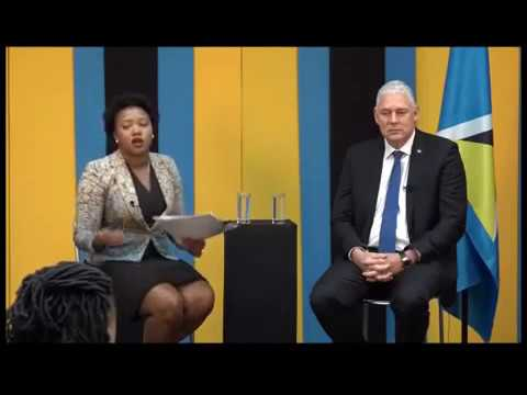 Saint Lucia Prime Minister Hon Allen Chastanet Media Briefing Oct  5, 2017