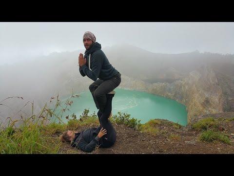 Mt. Kelimutu 2016