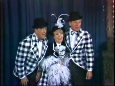 Petula Clark, Stanley Holloway, Danny Kaye--Music Hall Medley, 1966 TV