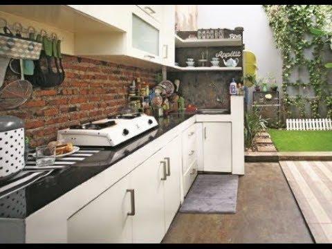 Tren Dapur Dan Taman Semi Out Door Rumah Minimalis Masa