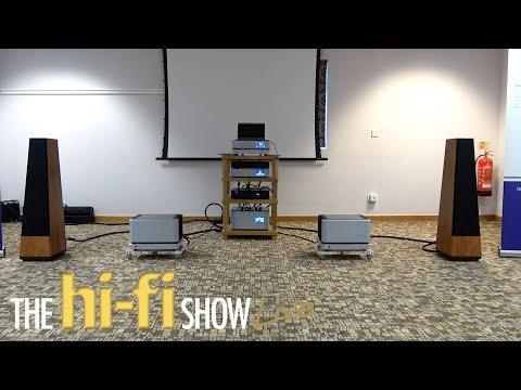 PS Audio DirectStream BHK Pre Power Amplifier Vandersteen HiFi Speakers @ Hi-Fi Show Live 2017