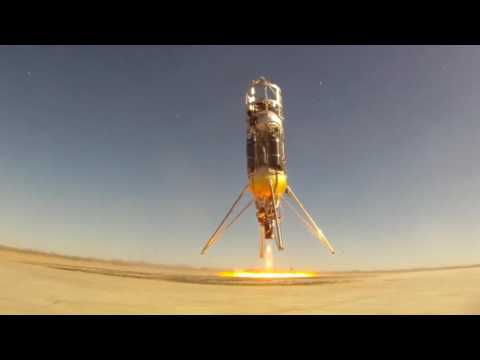 Next generation reusable rockets - Xodiac and XaeroB