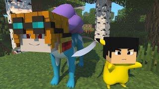 Minecraft : COMO VIRAR UM POKEMON ? - Pokemon Da Sorte C/ EDUKOF ‹ MayconLorenz ›