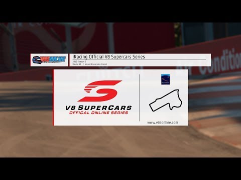 iRacing Official V8 Supercar Series - Round 11, Bathurst