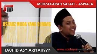 Video Cerdas Mudzakarah - Ustad Muda Bungkam Ustadz2 Tentang Asy'ariyah download MP3, 3GP, MP4, WEBM, AVI, FLV Oktober 2018