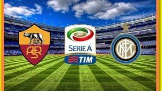 обзор матча  Рома - Интер   1:1