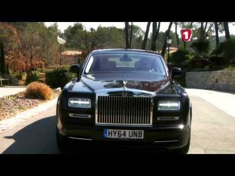 «Перший тест» Rolls Royce Ghost & Rolls Royce Phantom
