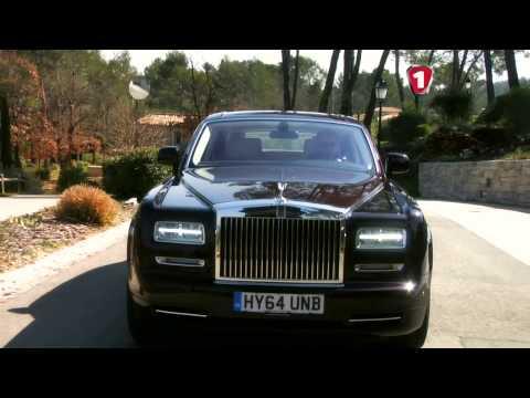 «Перший тест» Rolls Royce Ghost & Rolls Royce Phantom