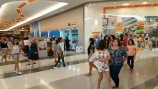Flash Mob Shopping Pátio Roraima - Despacito ft. Daddy Yankee, Luis Fonsi - Franknetes/Dança da Vid