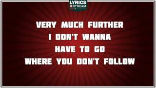 I have nothing - Whitney Houston tribute - Lyrics