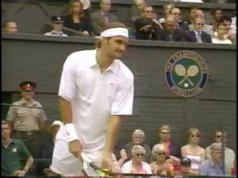 2003 - Wimbledon - Finale - Roger Federer b Mark Philippoussis 7/6(5) - 6/2 - 7/6(3)