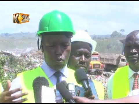 Nakuru County Govt embarks on training self -help groups on garbage recycling