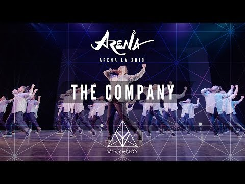 [2nd Place] The Company | Arena LA 2019 [@VIBRVNCY Front Row 4K]
