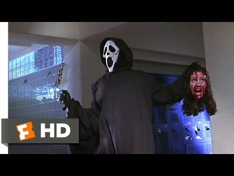 Scary Movie 6/12 Movie   Wanna Play Pyscho Killer? 2000 HD