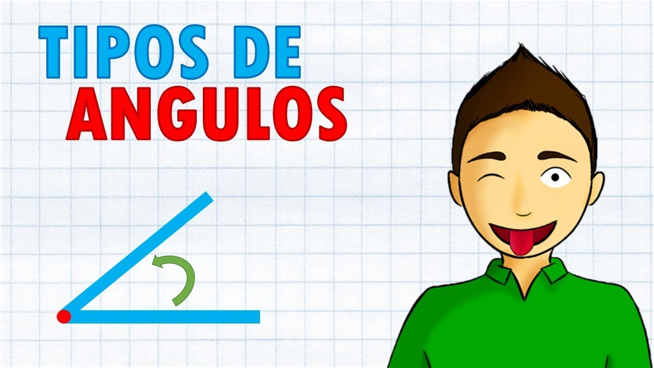 Tipos De Angulos Super Facil Para Principiantes Youtube