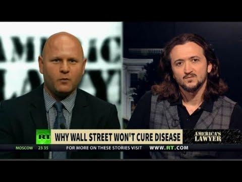 "Curing Chronic Illness ""Not Good"" for Wall Street Business"