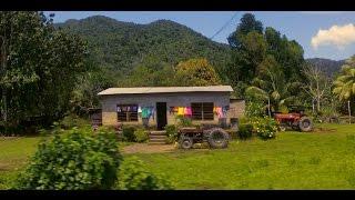 Driving in Belize ..  Dangriga to San Ignacio pt1