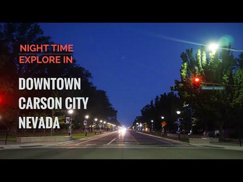 Carson City Nevada Usa Kasino