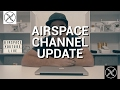 2000 Subscribers, Facebook Group and an AIRSPACE YouTube Channel Update