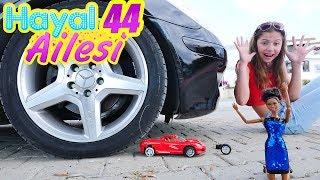 hayalailesi barbie kaza geirdi araba satın alma oyunu ocukdizisi trke