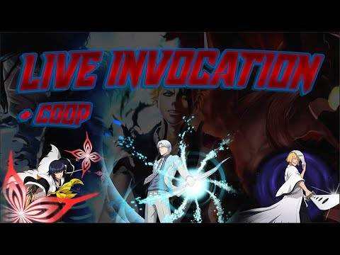[REDIFF]🔷LIVE BLEACH BRAVE SOULS [JAP & GBL]🔷Invocations Silverflame + Coop [GALAXY S8]