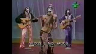 Secos & Molhados - Sangue Latino