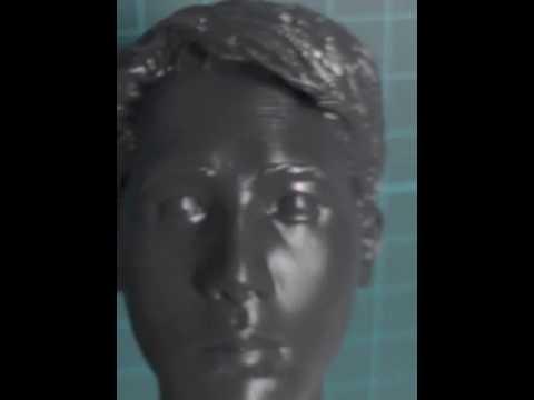 3D print of Tony Leung