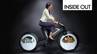 Самый быстрый и самый дорогой велосипед в мире | Установка двигателя на велосипед не потребуется(Как выбрать велосипед? Какой? Самый дорогой велосипед? Всё просто Cyclotron — это электрический велосипед, кото..., 2016-10-02T19:42:28.000Z)