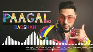 Ye Ladki Pagal Hai || DJ Remix Song || Badshah || Latest Hit Song 2019
