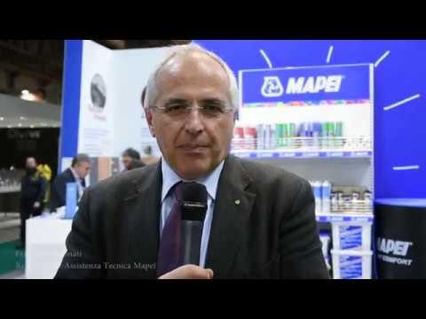 Mapei, MCE e la termoidraulica: intervista a F. Stronati