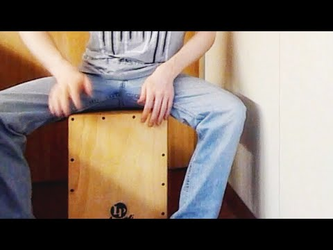 Cajon Tutorial: Basic Beat Lesson