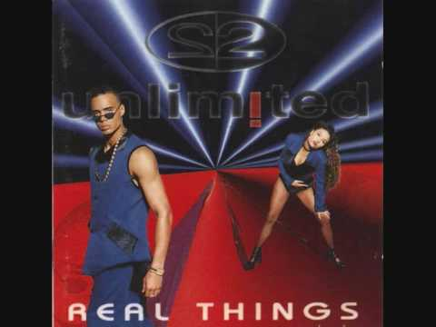 2 Unlimited - Sensuality (Real Things Album)