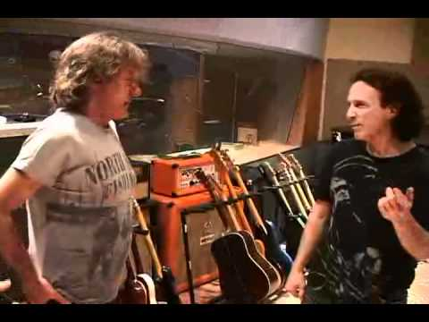 Keith Emerson and Rod Morgenstein Meet!
