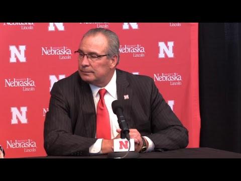 WATCH LIVE: Bill Moos Named Nebraska Athletic Director