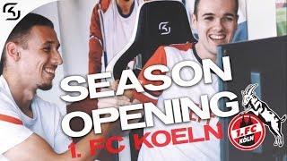 FC KOELN MEETS FIFA | SEASON OPENING 2019 | SK FIFA