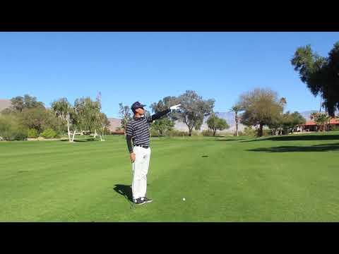 Pro Golf Tournament Practice Round 'Course Vlog' - De Anza CC part 1