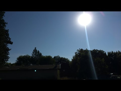 Solar Eclipse Livestream Spokane WA