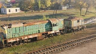 Поезда, Железная дорога, вокзал релакс для ценител...
