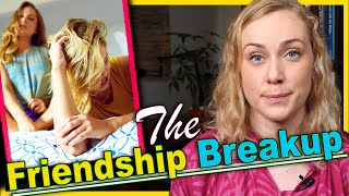 What To Do When A Friendship Ends