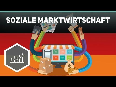 Soziale Marktwirtschaft - einfach erklärt